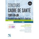 Concours cadre de santé 2018 - Tout-en-un