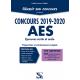 Réussir son concours AES 2019-2020 • Tout-en-un
