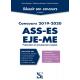 Réussir son concours ASS-EJE-ES-ME 2019-2020 • Tout-en-un