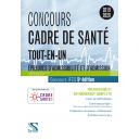 Concours cadre de santé 2019-2020 - Tout-en-un