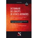 Dictionnaire des concepts en sciences infirmières