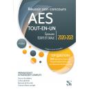 Réussir son concours AES  2020-2021 • Tout-en-un