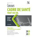 Concours cadre de santé  2020-2021 • Tout-en-un