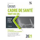 Concours cadre de santé 2021 • Tout-en-un