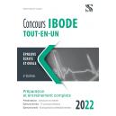 Concours IBODE 2022 - Tout-en-un