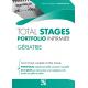 Gériatrie - Total stages - Portfolio infirmier