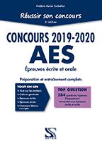 Reussir son concours AES 2019-2020  Tout-en-un