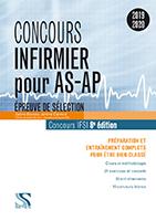 Concours infirmier pour AS-AP 2019-2020 - Epreuve de sélection