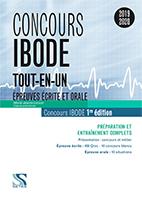 Concours IBODE 2019-2020 - Tout-en-un