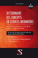 Dictionnaire des concepts en sciences infirmieres