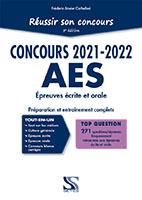 Reussir son concours AES 2021-2022 - Tout-en-un