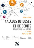 Calculs de doses et de debits