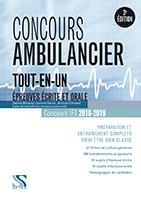 Concours ambulancier 2018 – Tout-en-un