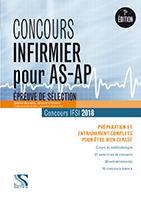 Concours infirmier pour AS-AP 2018