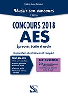 Reussir son concours AES 2018 – Tout-en-un