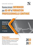 Nouveau concours infirmier pour AS-AP et formation professionnelle continue 2020-2021 - Epreuve de selection - Tout-en-un