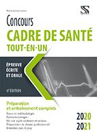 Concours cadre de sante 2020-2021  Tout-en-un