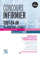 Concours infirmier 2016 - Tout-en-un