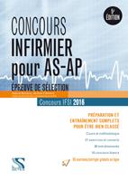 Concours infirmier pour AS-AP 2016