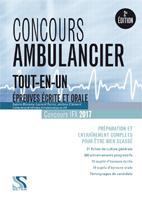 Concours ambulancier 2017 - Tout-en-un