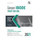 Concours IBODE 2021 - Tout-en-un