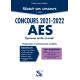 Réussir son concours AES 2021-2022 • Tout-en-un