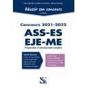 Réussir son concours ASS, EJE, ES, ME 2021-2022  Tout-en-un