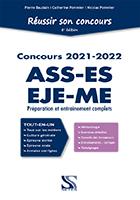 Reussir son concours ASS-EJE-ES-ME 2020-2021 - Tout-en-un