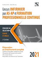 Concours infirmier pour AS-AP et formation professionnelle continue 2021